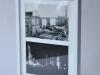 Fotografie dokumentujące przesunięcie Pałacu Lubomirskich w Warszawie (fot. T. Hermańczyk, 1970) oraz kościoła Narodzenia Najświętszej Panny Marii w Warszawie (1962)