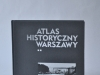 Atlas hisoryczny Warszawy.