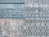 Szara cegła cementowa: wątki modernistyczne