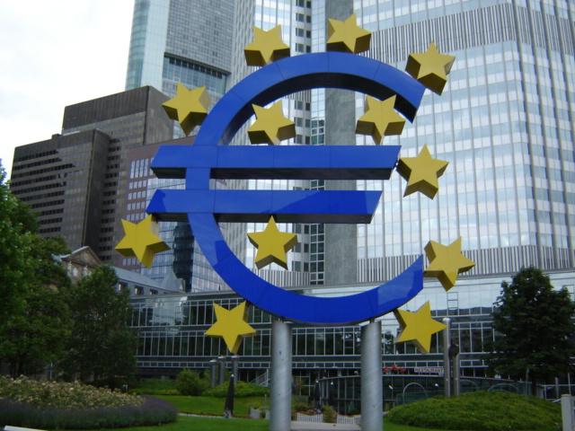 Siedziba Europejskiego Banku Centralnego fot. DaveOinSF (cc) wikimedia.org