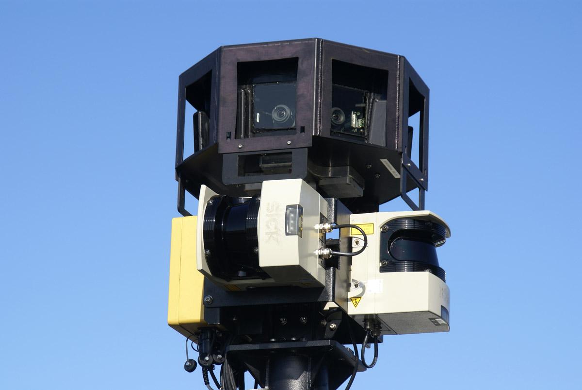 Google Maps Street View Camera