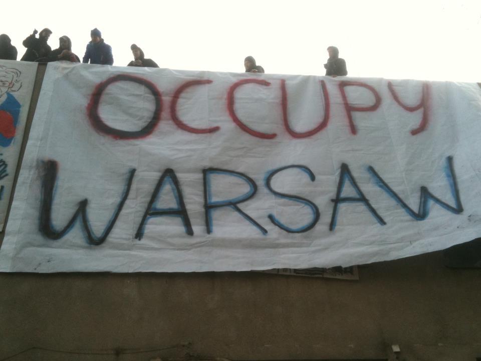 Skłot Przychodnia w Warszawie, fot. Joanna Erbel