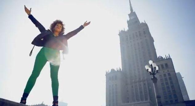 Teledysk oficjalnego hymnu UEFA Euro 2012