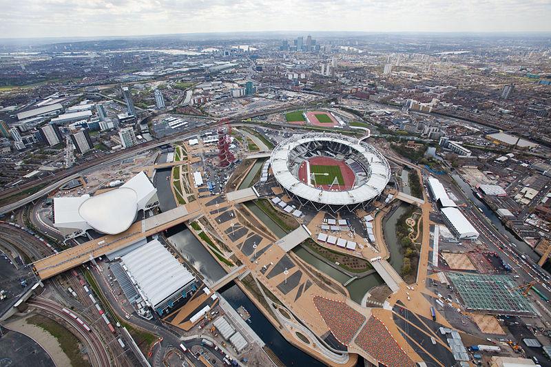 Wioska Olimpijska, Londyn, fot. EG Focus, Wikimedia Commons / CC-BY-SA-3.0
