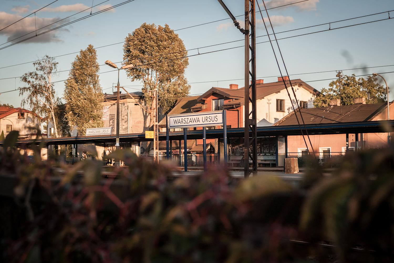 ursus Dworzec