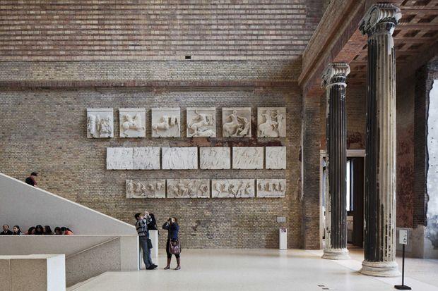 Laureat Mies van der Rohe Award 2011: Neues Museum w Berlinie, proj. David Chipperfield; źródło: www.ma.wroc.pl