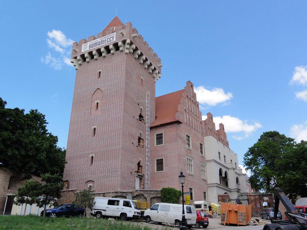 Zamek Przemysła II w Poznaniu, źródło: www.zamek-krolewski.poznan.pl