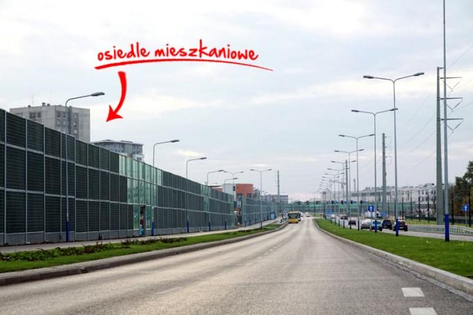 Autostrada Skawina, Kraków, źródło: http://autostrada-skawina.pl