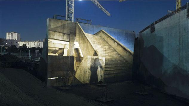 """Z cyklu """"City"""", autor: Clément Briend, źródło: www.clementbriend.com"""