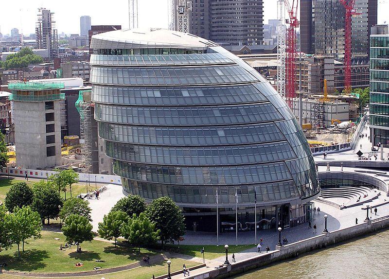 Siedziba Mera Londynu, fot. Arpingstone, Wikimedia Commons / CC-BY-SA-3.0