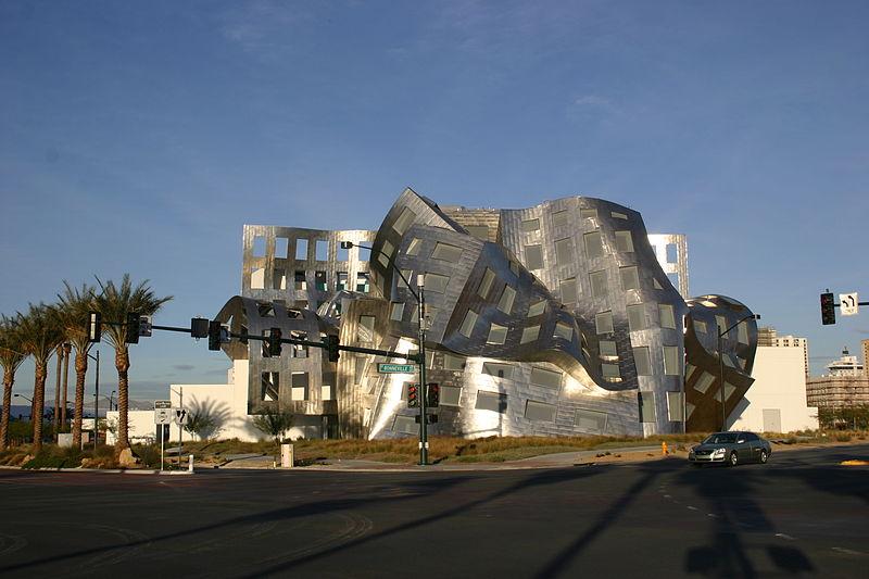 Lou Ruvo Center for Brain Health, fot. Cygnusloop99 (CC BY-SA 3.0)