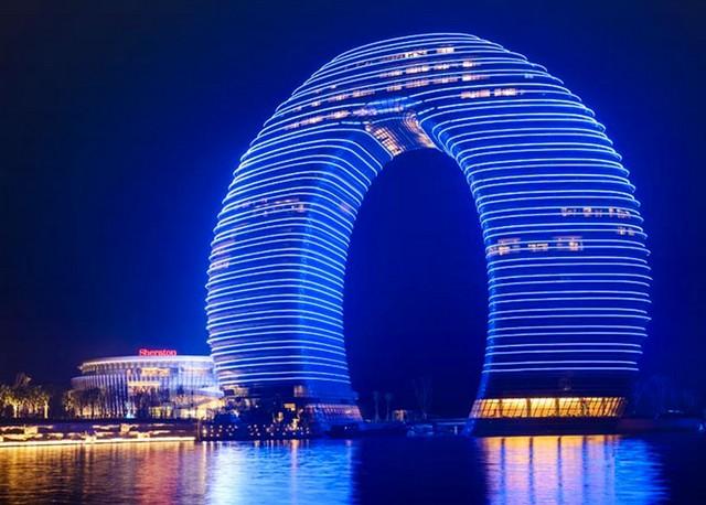 Sheraton Huzhou Hot Spring Resort, źródło: www.starwoodhotels.com
