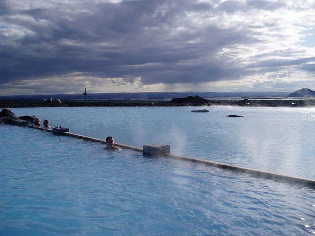Blue agoon, Grindavik, Islandia, (CC BY-SA 3.0)