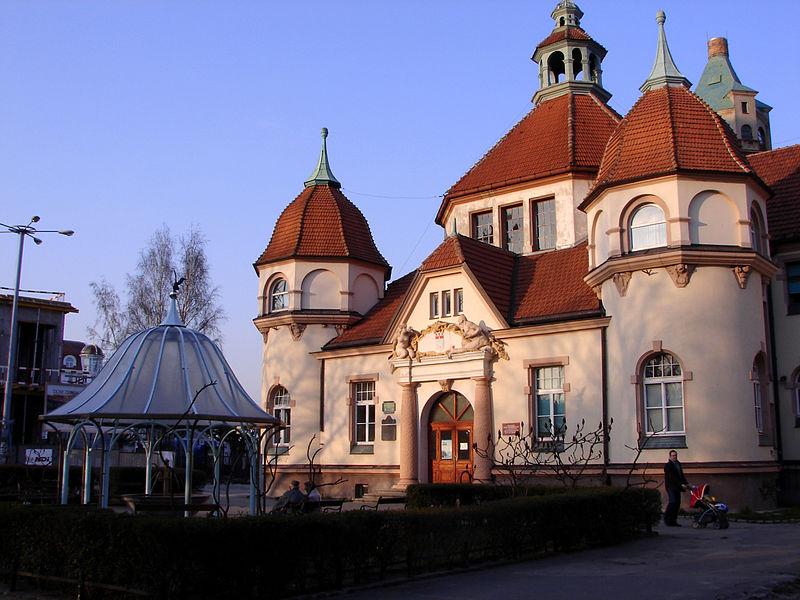 Sopot, Zakład balneologiczny, fot. Tomasz Kolowski Tommy jr, (CC BY-SA 3.0)