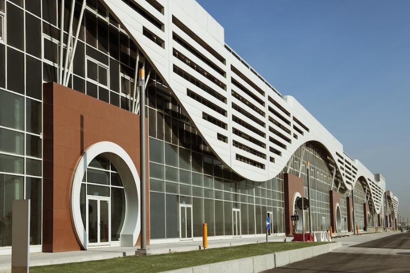 Barwa Commercial Avenue, Doha, Katar, źródło: www.waseef.qa