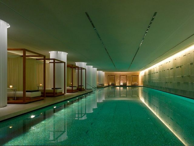 Bulgari Spa, Bulgari Hotel & Residences, Londyn, www.bulgarihotels.com/en-us/london