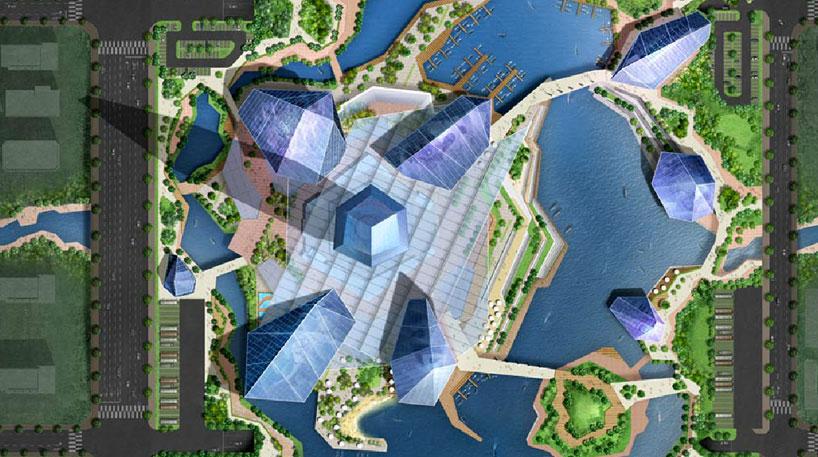 Tower infinity, proj. GDS Architects; źródło: www.gdsarchitects.com