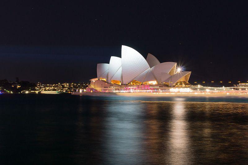 Sydney Opera House, fot. Kazuhisa Togo, (CC BY 2.0)