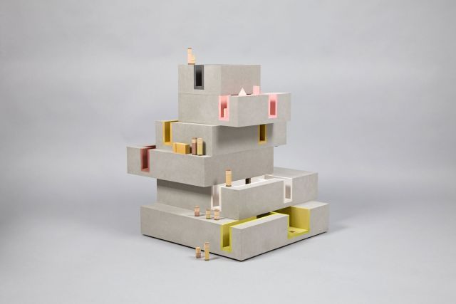 Duggan Morris Architects in collaboration with Unit 22 Modelmakers, http://interactivefundraising.co.uk/adollshouse