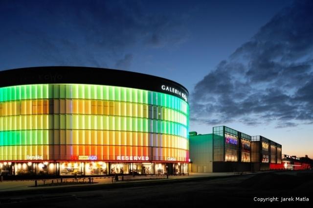 Galeria Echo, Kielce, źródło: www.galeriaecho.pl