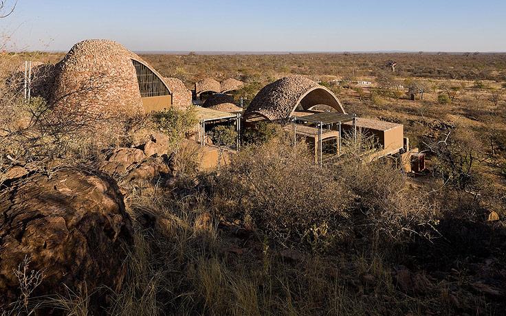 Mapungubwe Interpretation Centre, fot. Ivan Baan, źródło: www.peterricharchitects.co.za