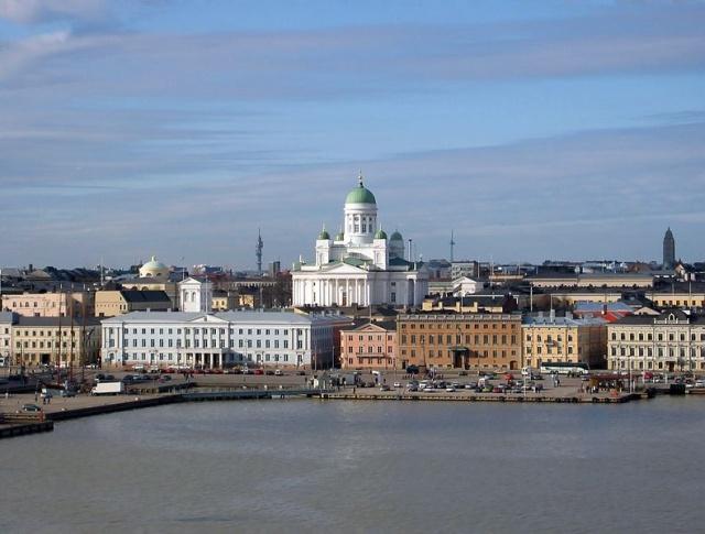 Widok na Katedrę w Helsinkach, fot. Mikko Paananen, (CC BY-SA 3.0)