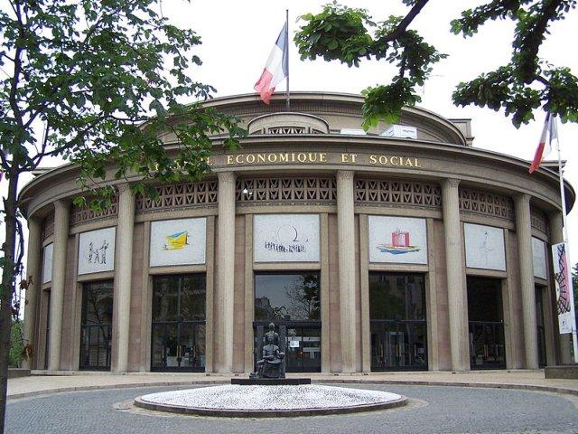Palais d'Iéna, Paryż, proj. Auguste Perret, fot. LPLT, (CC BY-SA 3.0)