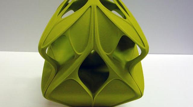 Bombka zaprojektowana przez Zahę Hadid, źródło: www.ebay.co.uk