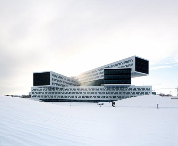 Siedziba główna firmy Statoil, Oslo, proj. A-Lab