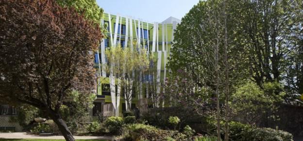 Hebergement Alzheimer, Paryż, proj. Philippon-Kalt Architectes, źródło: www.ponka.fr