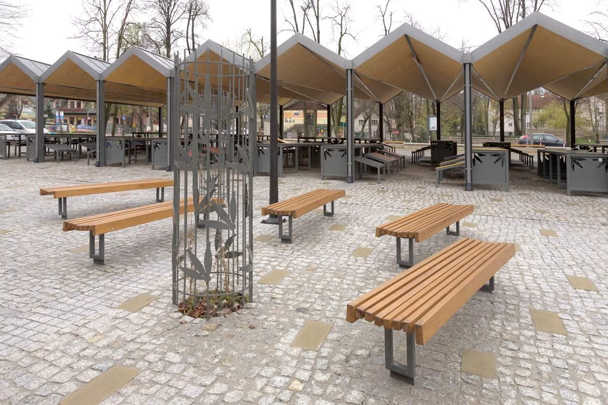 Targ w Mszanie Dolnej, proj. EM4 Pracownia Architektury Brataniec, źródło: www.em4.pl