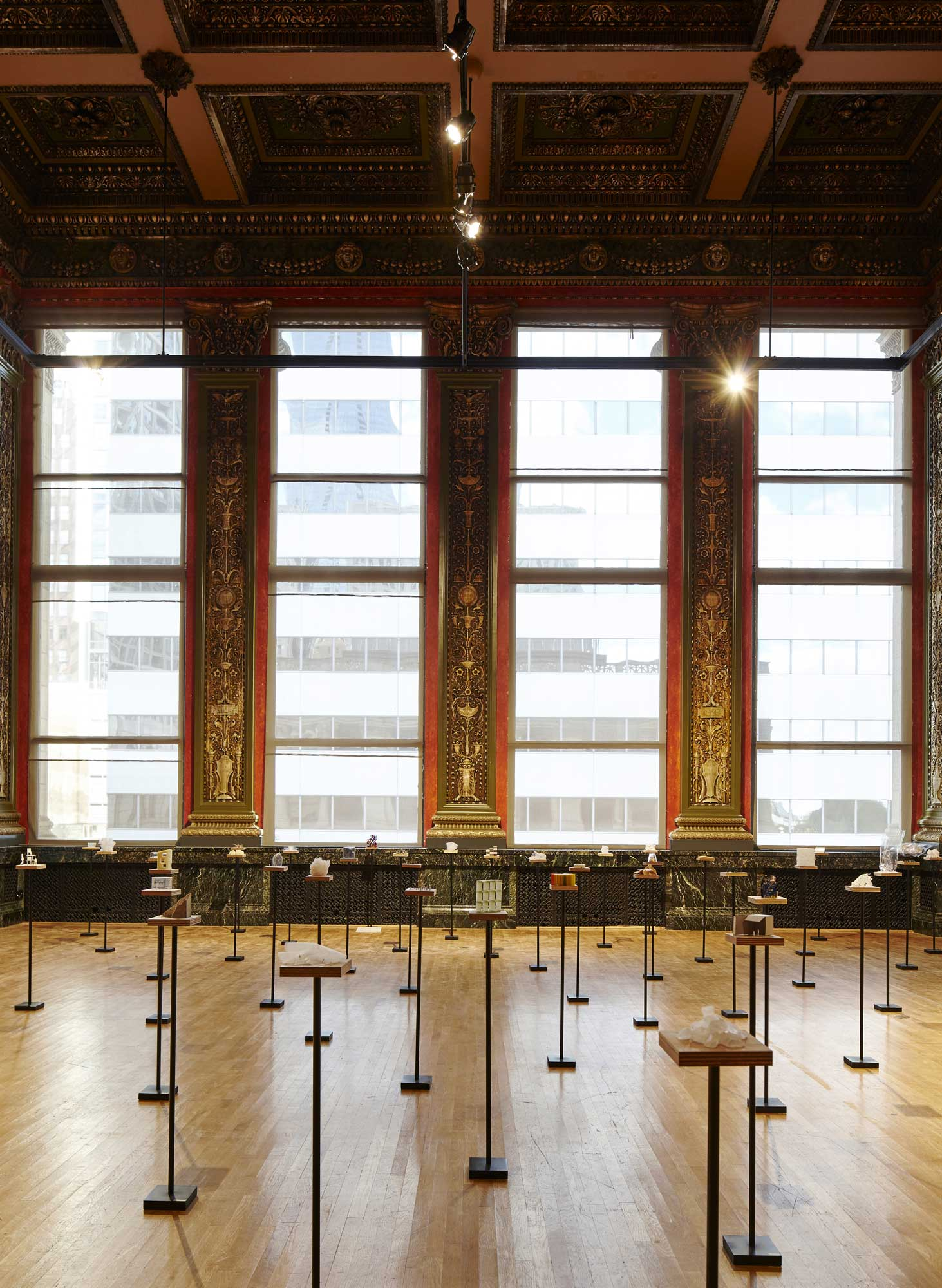 Sou Fujimoto - Architecture is Everywhere, fot. Tom Harris, Hedrich Blessing, źródło: http://chicagoarchitecturebiennial.org