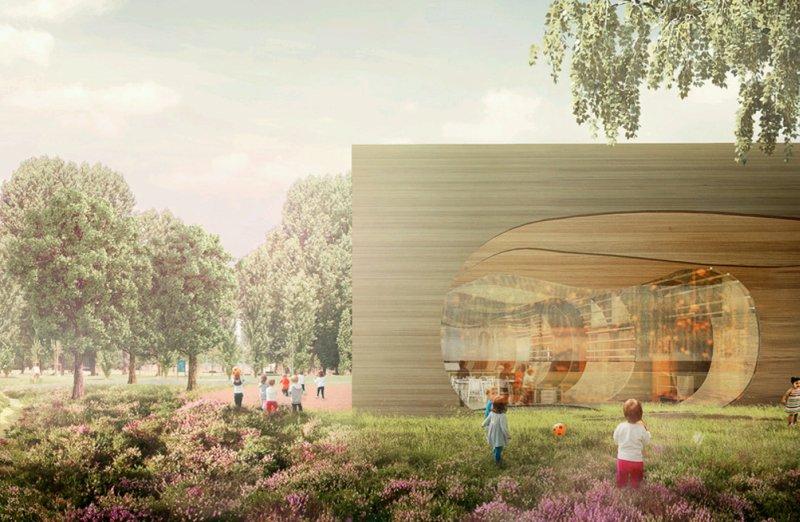 Przedszkole w Guastalla, proj. Mario Cucinella Architects, źródło: www.mcarchitects.it