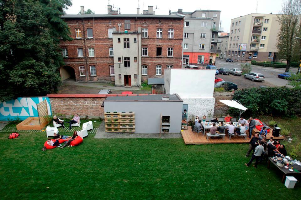 Plac na glanc, Katowice, źródło: http://miasto-ogrodow.eu