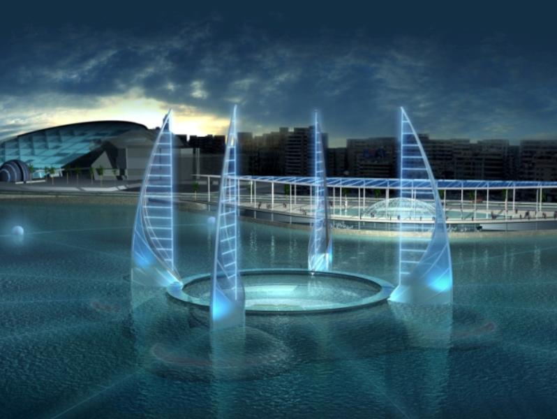Projekt podwodnego Muzeum Aleksandryjskiego, źródło: www.unesco.org