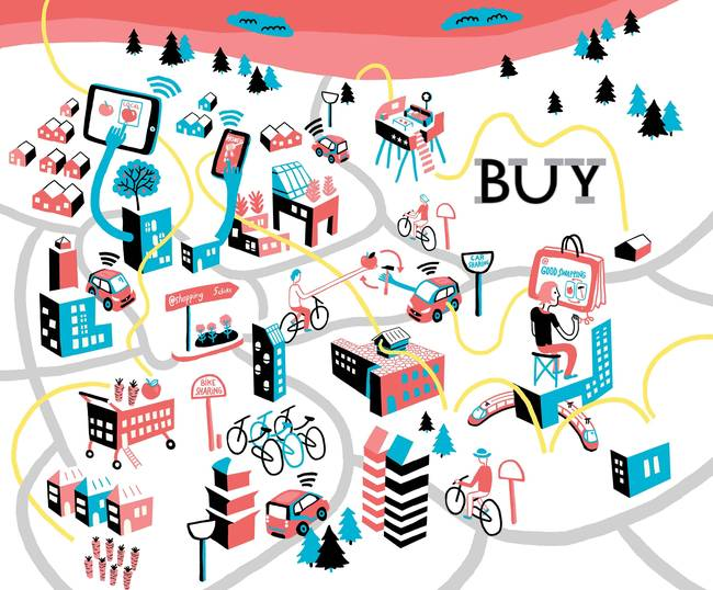 A Smart Guide to Utopia: 111 Inspiring Ideas for a Better City